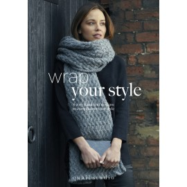 Revista Rowan Wrap Your Style - Quail Studio