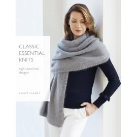 Revista Rowan Classic Essential Knits - Quail Studio
