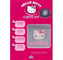 Custo Kit Hello Kitty - Retrato de Kitty