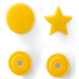 Botones Snaps en Forma de Estrella - Prym