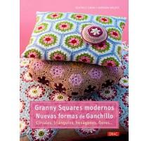 Granny Squares modernos. Nuevas formas de ganchillo