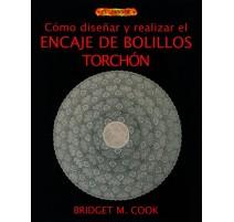 Como diseñar y realizar el encaje de bolillos Torchón