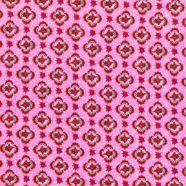Flores Coloridas Rosa