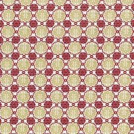 Mosaico Flores Beige