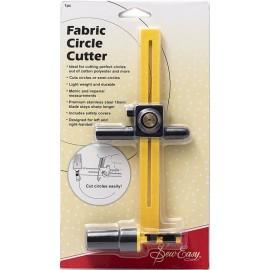 Compás Circular con Cutter para Tela - Sew Easy