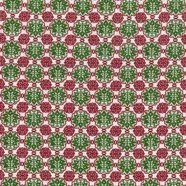 Mosaico Flores Verde