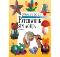 Curso rápido de Patchwork sin aguja