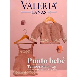 Revista Valeria Lanas Punto Bebé - 2019-2020