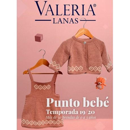 Revista Valeria Lanas Punto Bebe - 2019-2020