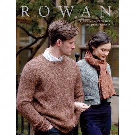 Magazine Rowan Nº 66 Knitting & Crochet