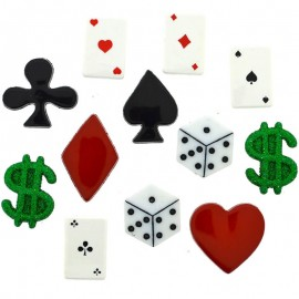 Botones In the Money - Dress It Up