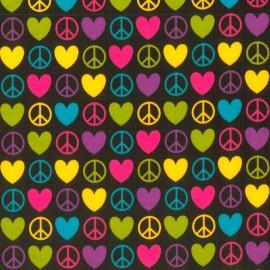 Paz y Corazón Marrón