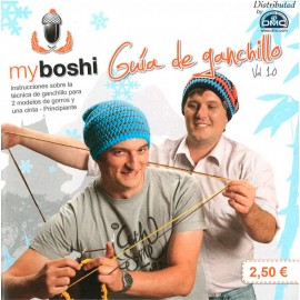 Revista DMC My Boshi Guia de ganchillo Vol. 1 - 2013