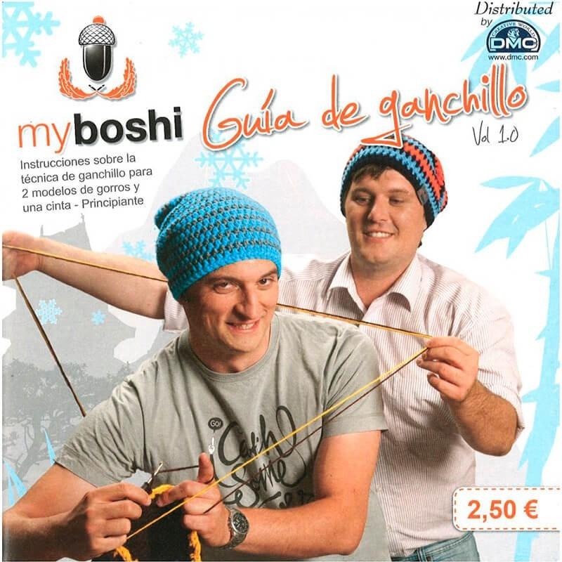 Revista DMC My Boshi Guia de ganchillo Vol. 1 - 2013