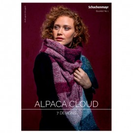Schachenmayr Booklet Nº 1 Alpaca Cloud