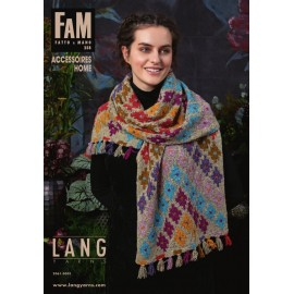 Revista Lang Yarns - Fatto a Mano 258