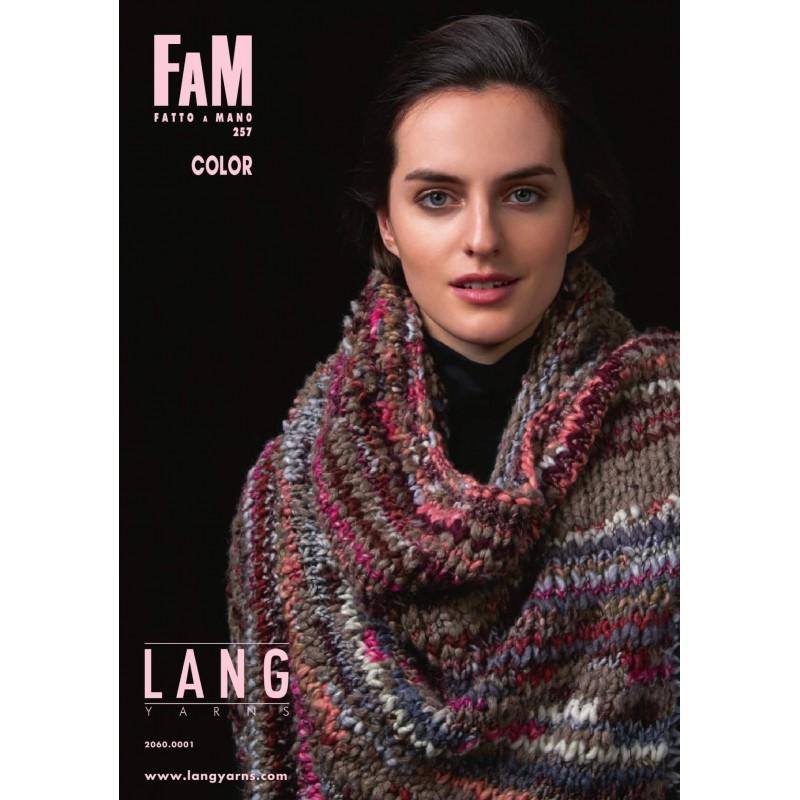 Revista Lang Yarns - Fatto a Mano 257