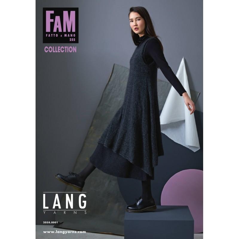 Revista Lang Yarns - Fatto a Mano 255