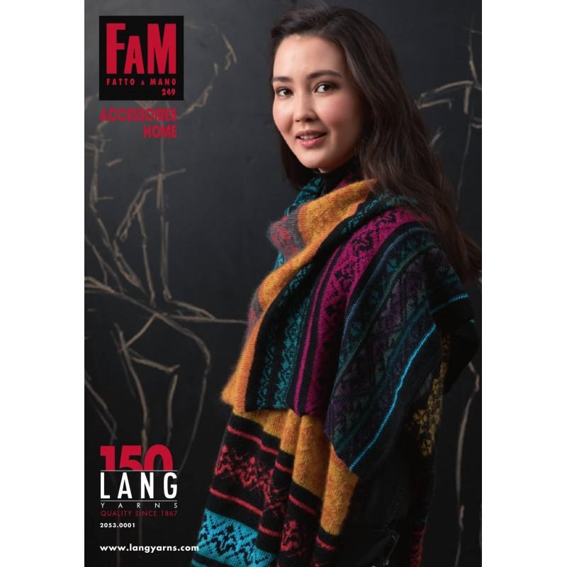 Revista Lang Yarns - Fatto a Mano 249