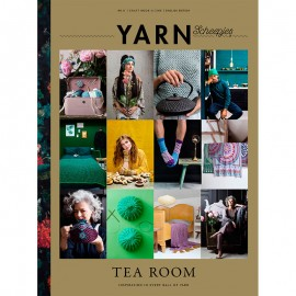 Scheepjes Yarn Bookazine Nº 8 - Tea Room