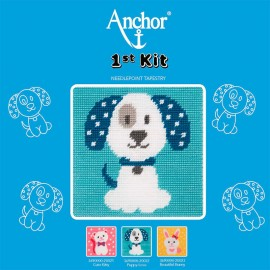 Anchor 1st Kit de Tapiceria - Puppy Love
