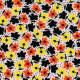 Flores - Naranja y Amarillo