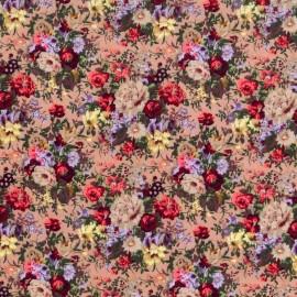 Rosas Vintage Pintada Multicolor- Rosa