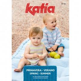 Revista Katia Bebé Nº 92 - 2020