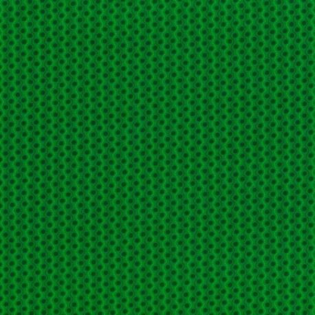 Puntos y Rayas - Verde