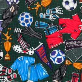 Sew Sporty - Soccer