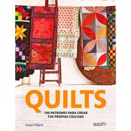 Quilts 100 Patrones para Crear tus Propias Colchas