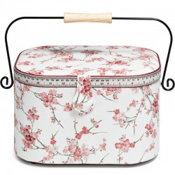 Oval Sewing Box -...