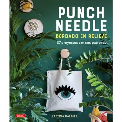 Punch Needle. Bordado en...