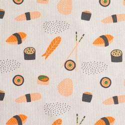 Tela Canvas Katia - Sushi