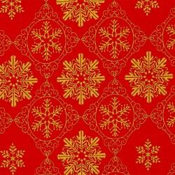 Cotton Fabric - Christmas...