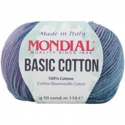 Mondial Basic Cotton Stampe