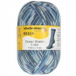 Regia Ocean Shades Color 4-ply