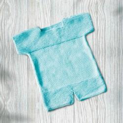 Kit de Punto Mono Baby Cool...