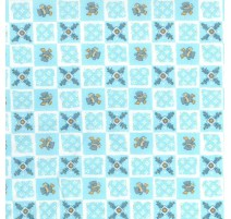 Telas Mini Ositos - Azul