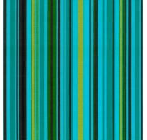 Rayas Verticales Multicolor- Azul Cian