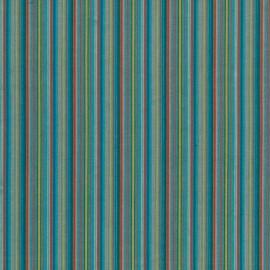 Rayas Verticales Multicolor- Azul Cielo