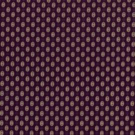 Tela octógono - Púrpura