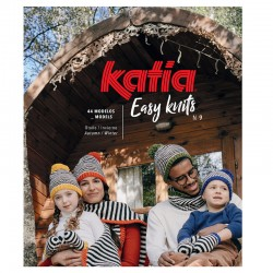 Revista Katia Easy Knits Nº...