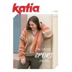 Revista Katia Sport Nº 104...