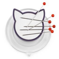 Magnet needle case - Cat -...