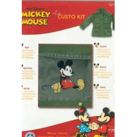 Custo Kit Mickey Mouse