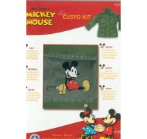Custo Kit Mickey Mouse