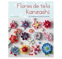 Flores De Tela Kanzashi