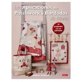 Las Aplicaciones De Patchwork y Bordados De Marie