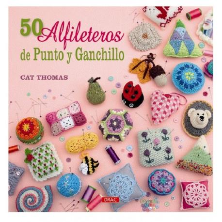 50 alfileteros de punto y ganchillo las tijeras m gicas - Manualidades originales para adultos ...